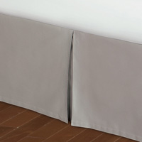 Deluca Dove Panels Pleated