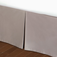 Deluca Fawn Panels Pleated