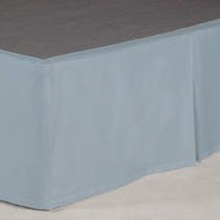 Fresco Classic Azure Pleated Skirt Panels