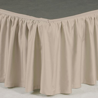 Fresco Classic Sable Ruffled Skirt Panels