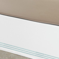 Tessa White/Lake Skirt Panels