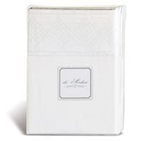 Isola White Sheet Set