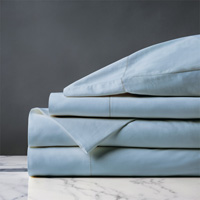 Roma Luxe Azure Sheet Set