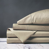 Roma Luxe Sable Sheet Set