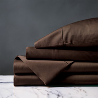 Roma Luxe Walnut Sheet Set