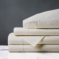 Gianna Classic Ivory Sheet Set