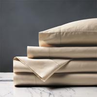 Deluca Almond Sheet Set