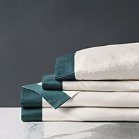 Izaro Decorative Border Sheet Set