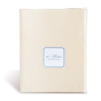 Fresco Luxe Ecru Sheet Set