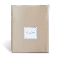 Fresco Luxe Sable Sheet Set