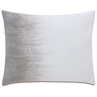 Baldwin White Standard Sham (Left)