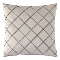 Silvio Pleated Decorative Pillow