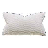 Filmore Textured Bolster Pillow