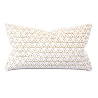 Wellfleet Geometric Decorative Pillow