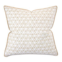 Wellfleet Brush Fringe Decorative Pillow