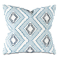 Bridgehampton Fil Coupe Decorative Pillow