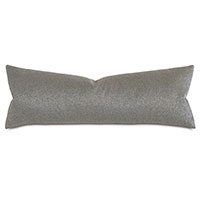 Trillium Metallic Decorative Pillow