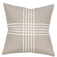 Greer Linen Criss-Cross
