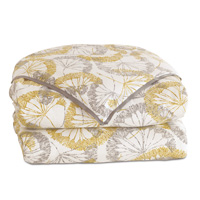 Bolina Saffron Duvet Cover