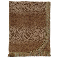 Congo Gold & Sage Throw