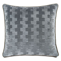 Valentina Pleated Decorative Pillow