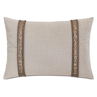 Valentina Glitter Decorative Pillow