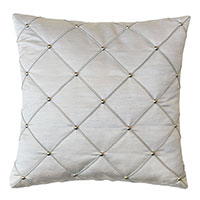 Lucent Silver With Nailheads