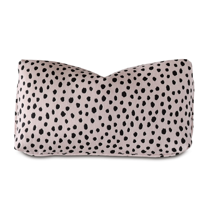 Paris Dotted Decorative Pillow