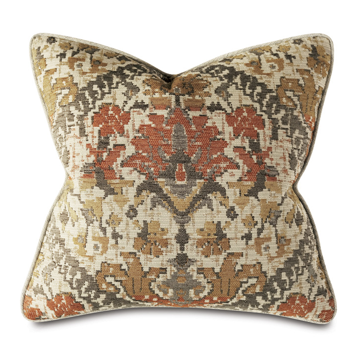 Tanzania Kilim Decorative Pillow