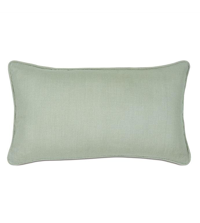 Resort Mint Accent Pillow - ,