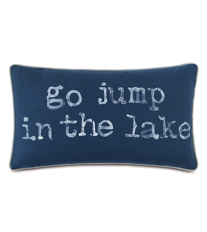 Go Jump In The Lake - ,