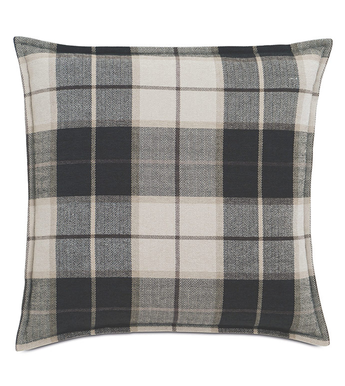 Lodge Tartan Decorative Pillow - ,PLAID PILLOW,TARTAN PILLOW,RUSTIC PILLOW,RUSTIC DECOR,LODGE DECOR,MOUNTAIN LODGE,LODGE PILLOW,CHECK PILLOW,PLAID,MOUNTAIN DECOR,COUNTRY HOUSE DECOR,FLANNEL PILLOW,