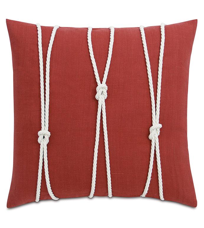 Scarlet Yacht Knots - ,