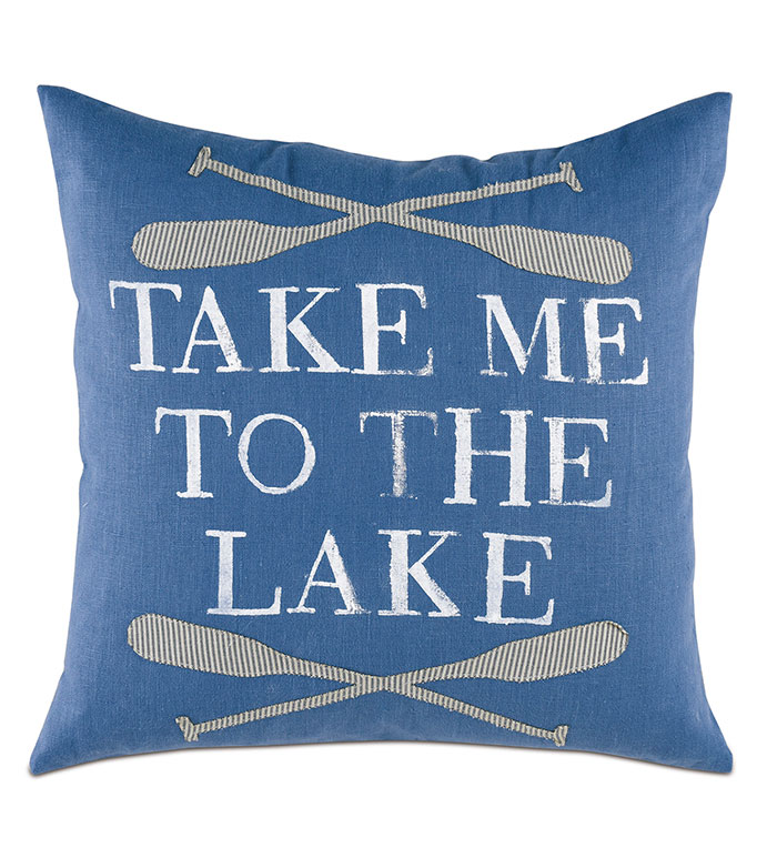 Take Me To The Lake - ,