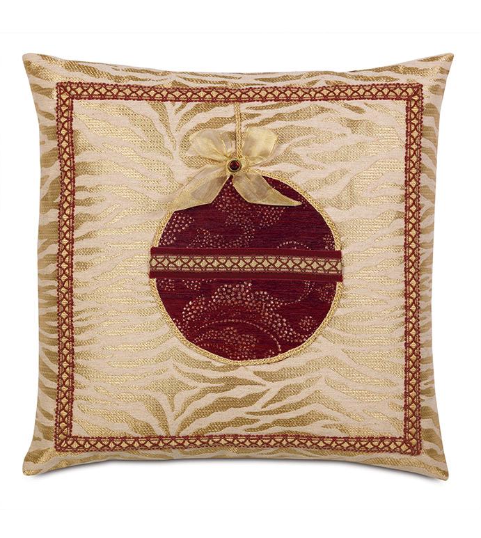 Lyman Ornament - ,