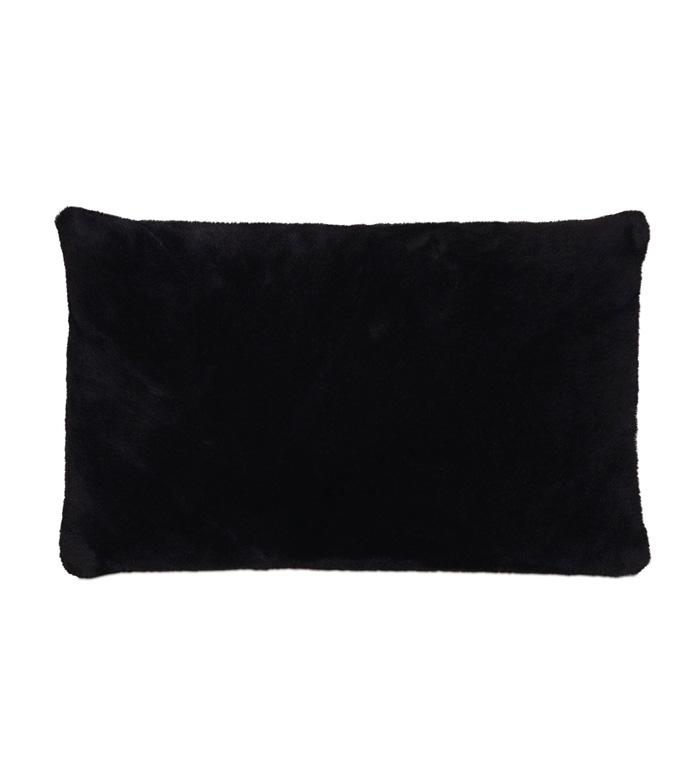 Fur Onyx Pillow - ,