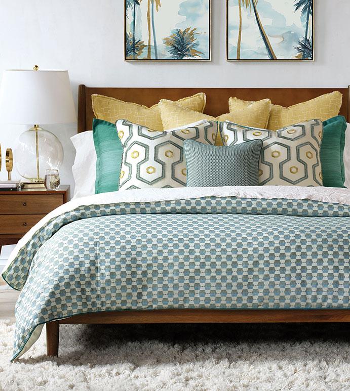 Twin Palms Bedset