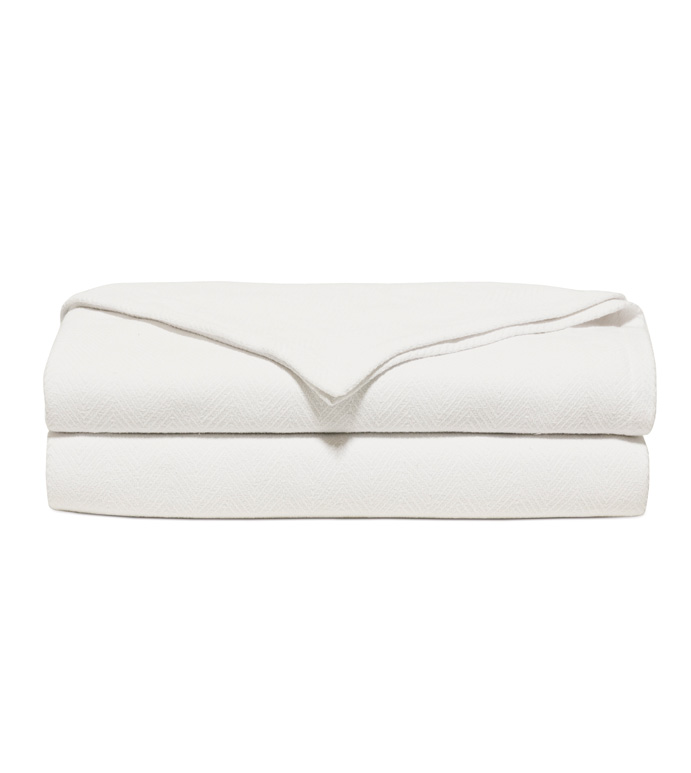Wilke White Coverlet - ,
