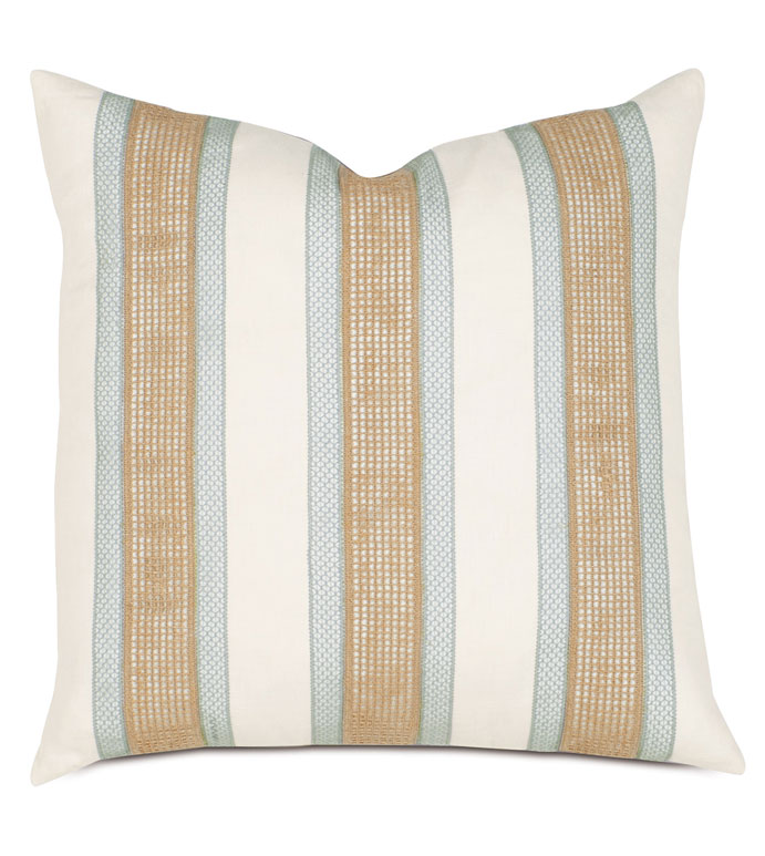 Breeze Shell With Border - ,