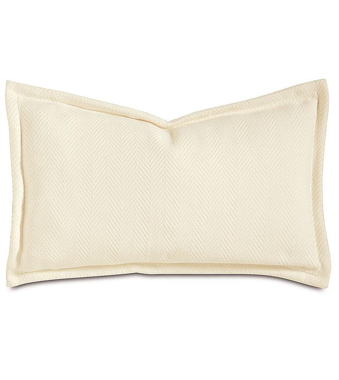 Wilke Ivory Dec Pillow - ,