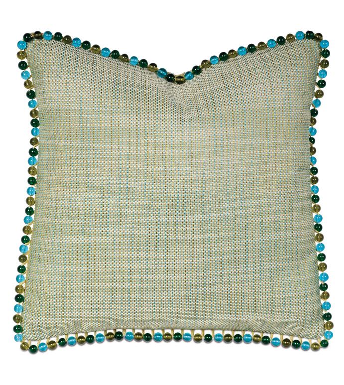 Palm Beach Accent Pillow - ,