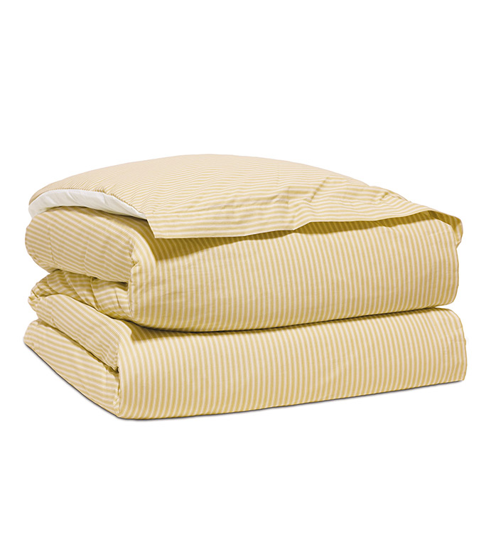 Newman Bisque Duvet Cover - HAMPTON,