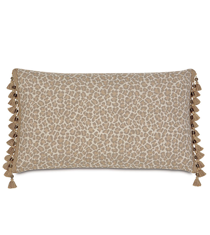 Parrish Fawn Bolster - ,
