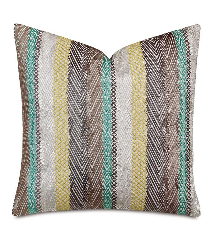 Claude Spring Decorative Pillow - ,