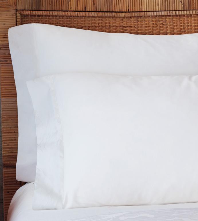 Stratus Cloud Pillowcase