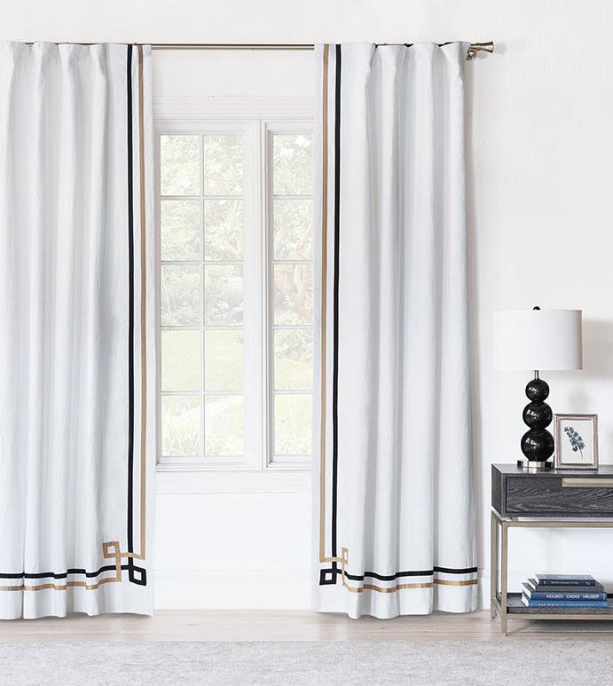 Sloane Curtain Panel Left
