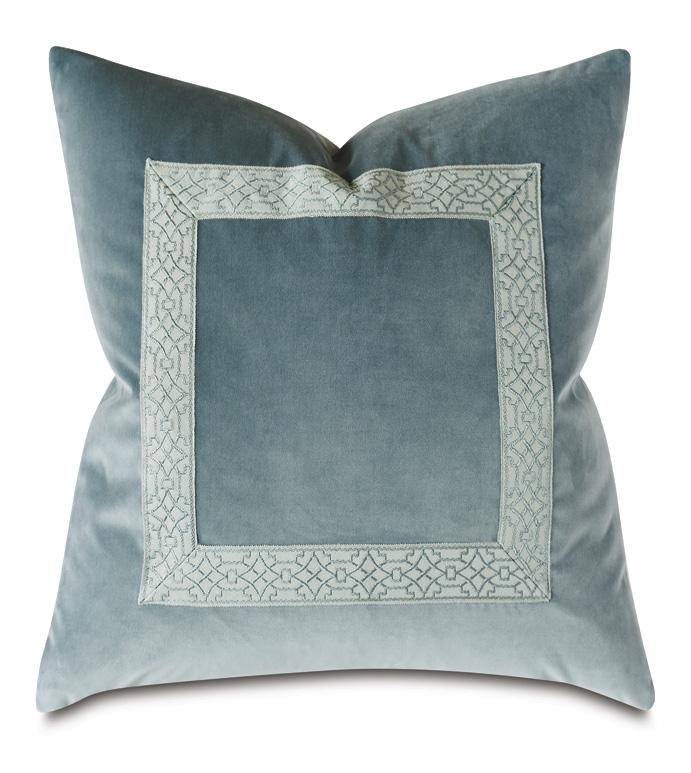Stockholm Velvet Decorative Pillow