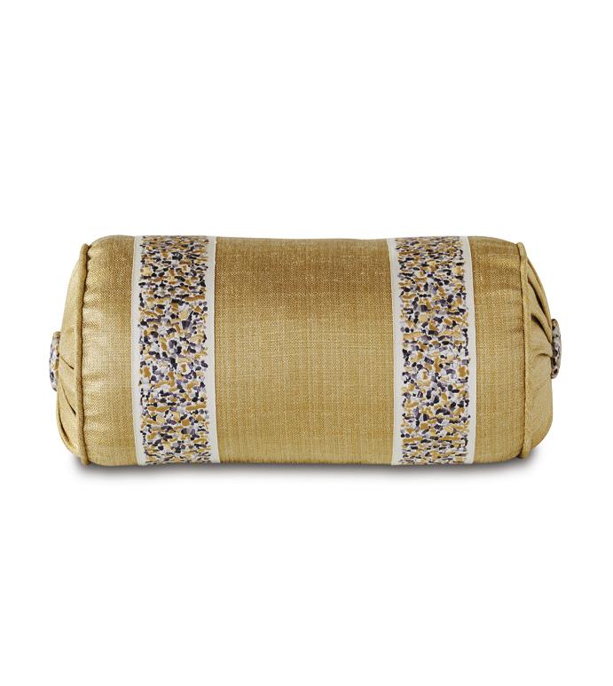 Tanzania Bolster Decorative Pillow