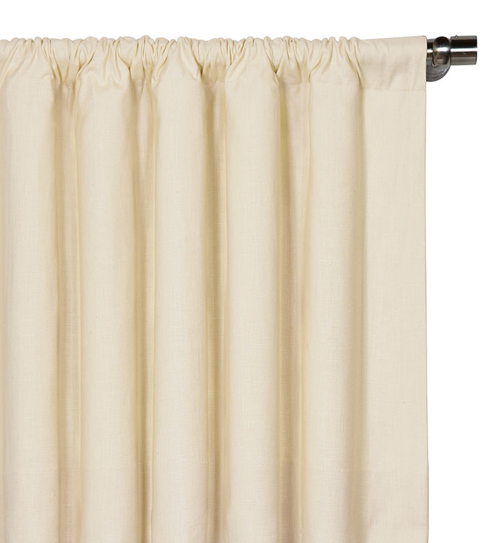 Breeze Pearl Curtain Panel - ,