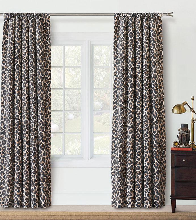 Bagira Spot Curtain Panel